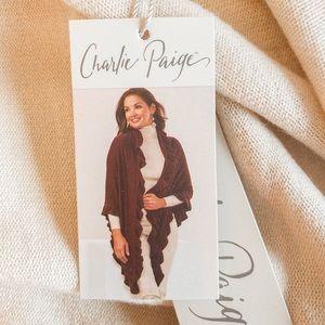 NWT Charlie Paige Cape